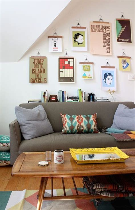 how to hang art prints without frames how to hang pictures in 20 different ways stylecaster