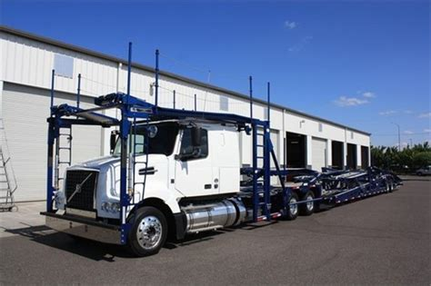 car carrier truck volvo car carrier trucks for sale used trucks on buysellsearch