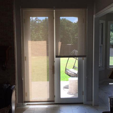 28 Solar Shades For Patio Doors Three Solar Shades On Solar Shades For Patio Doors