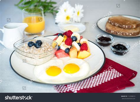 beautiful plates a vegetarian beautiful breakfast plate meal with eggs