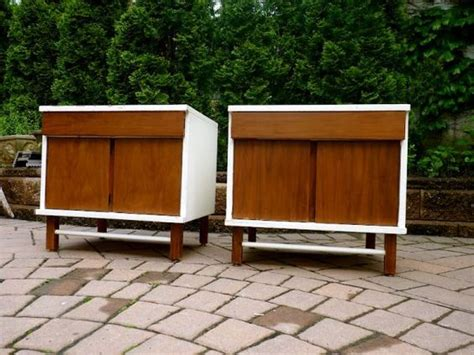 funky nightstands funky mid century modern end tables nightstands boy s