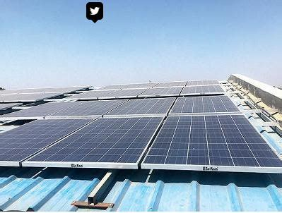 Major Uk Recording Studio Goes Green With Solar Power by Bharuch Engg Institute Goes Green With 15kw Rooftop Solar