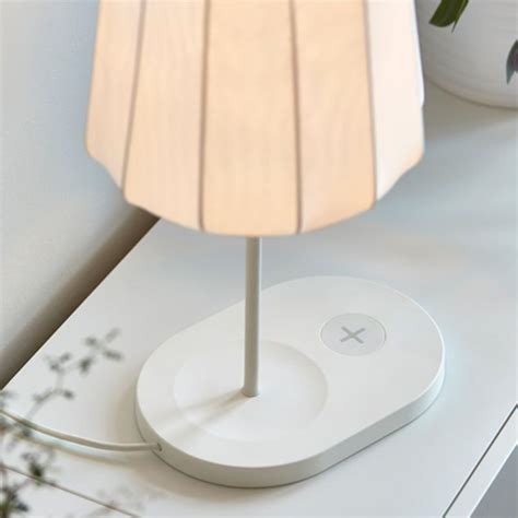 induction charger ikea ikea launches wireless furniture collection to eliminate indoor cable mess freshome