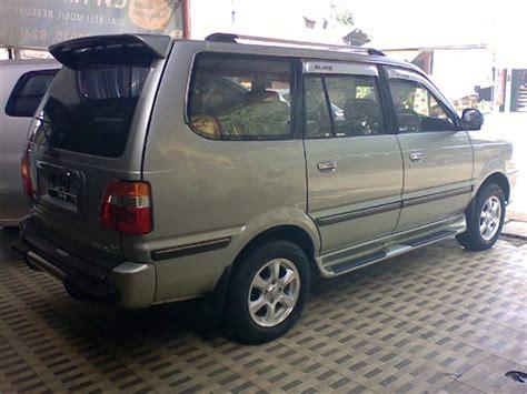 Karpet Mobil Kijang Lgx pasang iklan mobil bekas toyota kijang lgx mt 2003