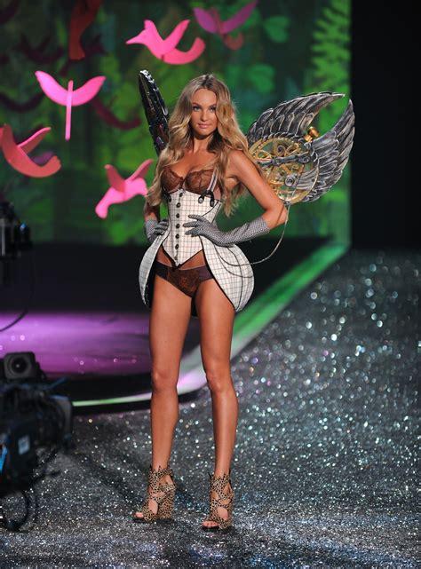 Victorias Secret Models Boogie On For Secret Garden Relaunch by S Secret 2009 2010 Fashion Show 2017 187 Fashion