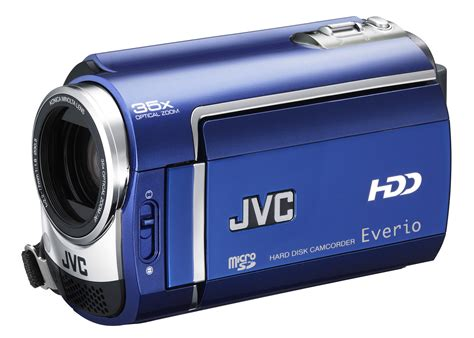Format Video Everio Jvc | gz mg330