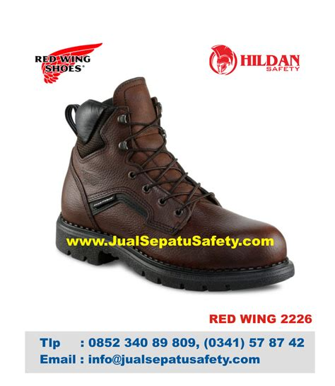 Sepatu Safety Electrical jual sepatu safety wing 2226 safety shoes original