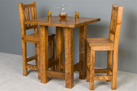 Rustic Bistro Table And Chairs Rustic Bistro Table And Chairs Furniture Rustic Small High Top Kitchen Table And Chair With