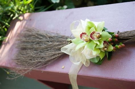 How To Decorate A Broom For A Wedding by Show Us Your Brooms Weddingbee