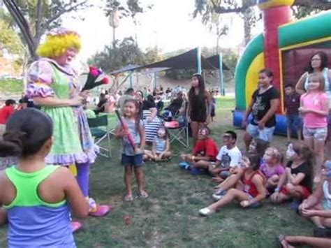 Hire Petals The Clown And Friends Clown In Riverside