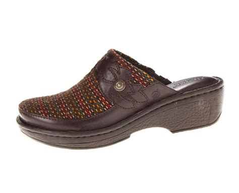 born clogs for s shoes born pittina clogs slip ons leather brown