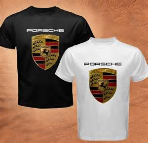 Porsche Apparel Porsche Logo T Shirts Pictures To Pin On Pinsdaddy