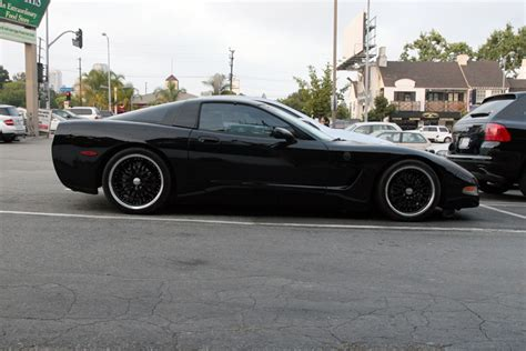 corvette c5 black wheels pic request all black wheels on your c5 corvetteforum