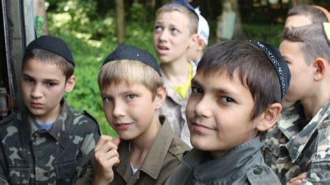russian naturalist children diaspora teens run ukrainian summer c during war the