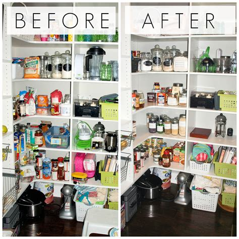 organise and organize spring cleaning challenge an organized pantry happy