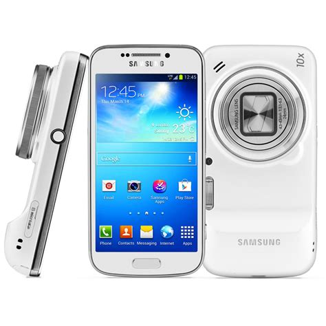 refurbished samsung galaxy s4 zoom sm c101 white unlocked 8806085781283 ebay