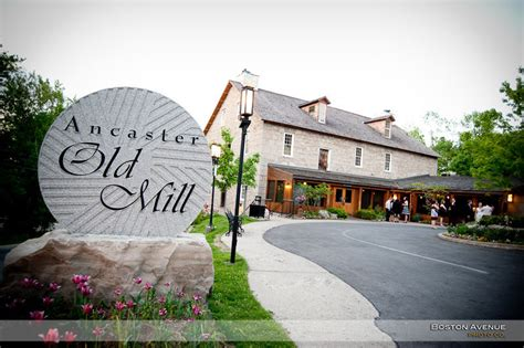 wedding packages ontario ontario wedding venues ancaster mill