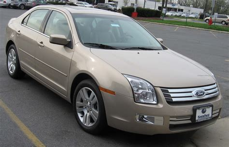 how does cars work 2009 ford fusion parking system file 2007 ford fusion sel jpg wikimedia commons