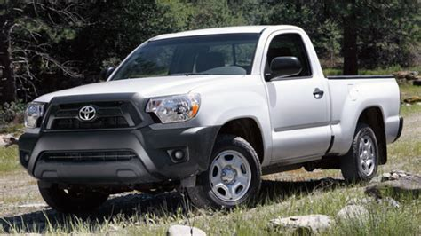 small engine repair training 2004 toyota tacoma free book repair manuals toyota to drop regular cab tacoma as small pickups take another hit autoblog