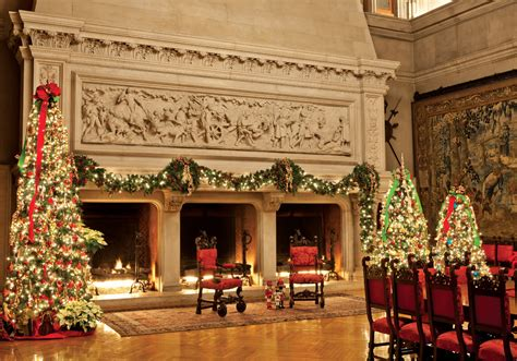 Decorated Homes Interior seasonal splendor at biltmore estate