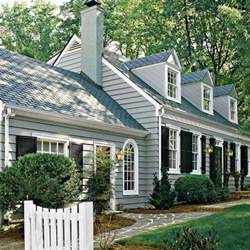 Adding Dormers To A House Cape Cod Update Southern Living