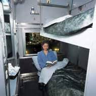 cabin for two via rail