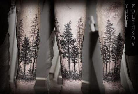 tree tattoo forearm tree tattoos for ideas and designs for guys