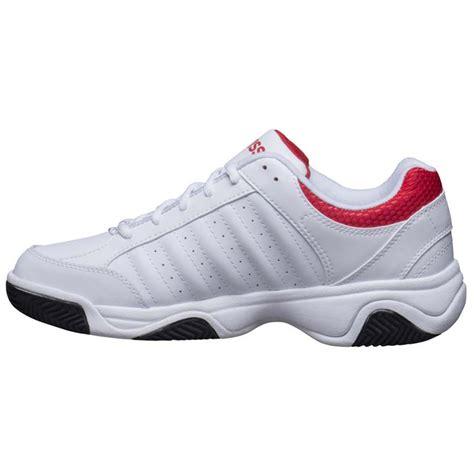sport tennis shoes k swiss grancourt iii all court tennis shoes sports shoes