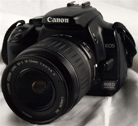 Dslr Canon Eos 400d canon eos 400d compared against rivals digital slr review