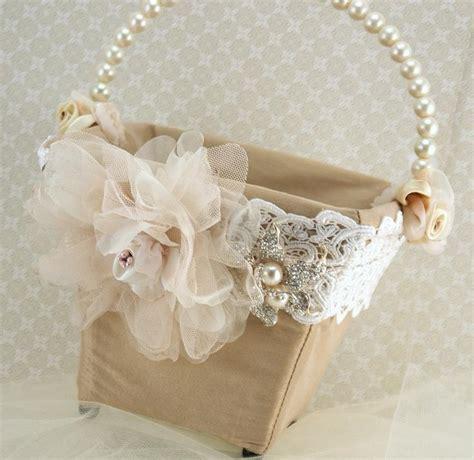 Flower Wedding Basket by Wedding Flowers Wedding Flower Baskets