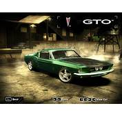 Shelby GT500  Need For Speed Most Wanted Skin Mods