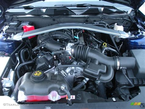2012 mustang v6 engine 2012 ford mustang v6 premium convertible 3 7 liter dohc 24