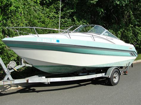 Cabin Boat by Thompson 20 Ft Carrara Cuddy Cabin Boat For Sale From Usa