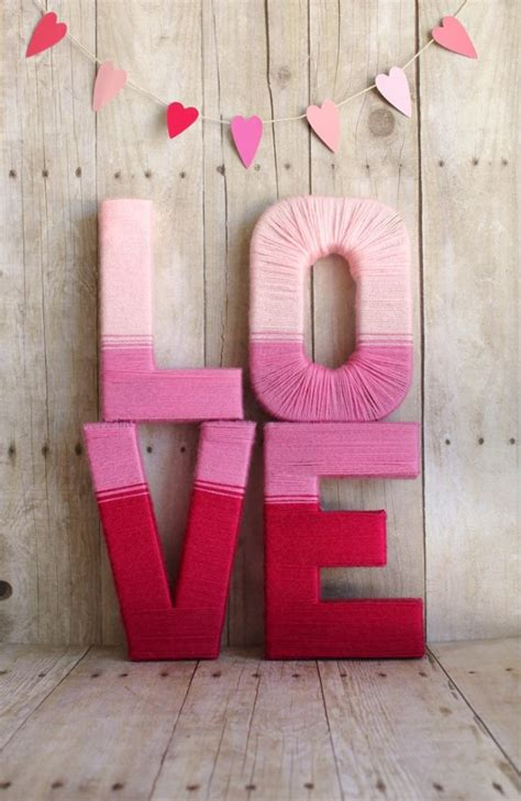 Valentines Day Diy Decorations by 21 Amazing Diy Valentine S Day Decorations Style Motivation
