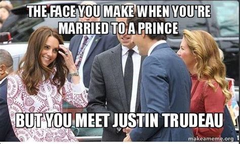 Justin Trudeau Memes - has kate been hit by trudeaumania vancouver photographer