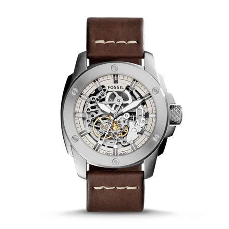 Jam Tangan Fossil Grant Fs5214 Leather fossil jual jam tangan original fossil guess daniel