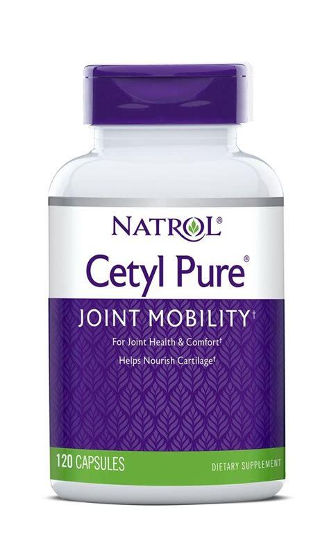 Natrol Cetyl 120 Capsules myristin cm cmo cetyl myristoleate 120