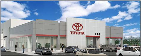 L S Toyota Beckley Wv L S Toyota Of Beckley Wv Sem Architects