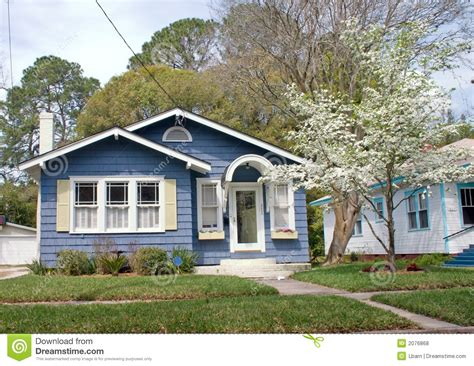 small style homes florida cottage style home royalty free stock photos