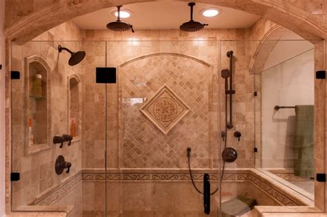 roman bathrooms roman style bath adds splendor to reston townhome