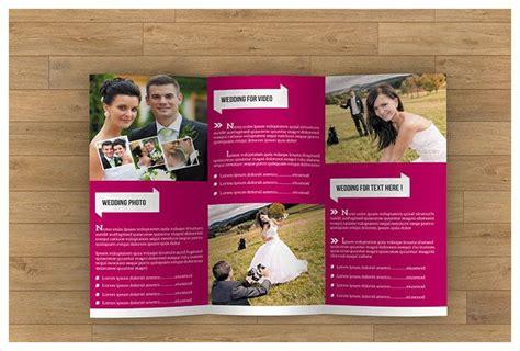 Tri Fold Wedding Brochure by 36 Event Brochure Designs Exles Psd Ai Vector Eps