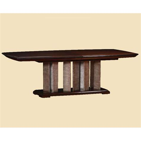 Marge Carson Dining Table Marge Carson Sna21 Sonoma Dining Table Discount Furniture