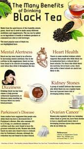 Drinking Black Tea Benefits