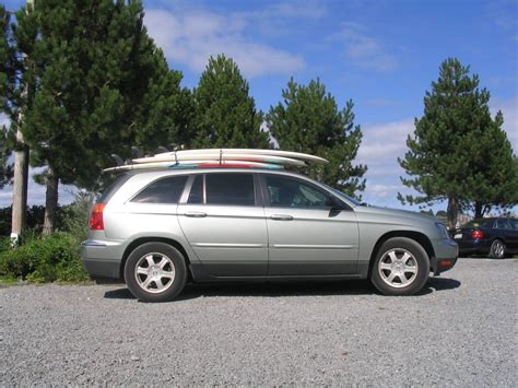 2005 Chrysler Pacifica Mpg by 2005 Chrysler Pacifica Touring Wagon 3 5l V6 Awd Auto