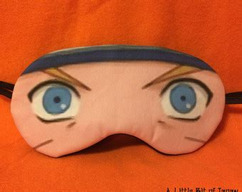 Sleep Mask Kakashi items similar to costumes made to order by your wish on etsy