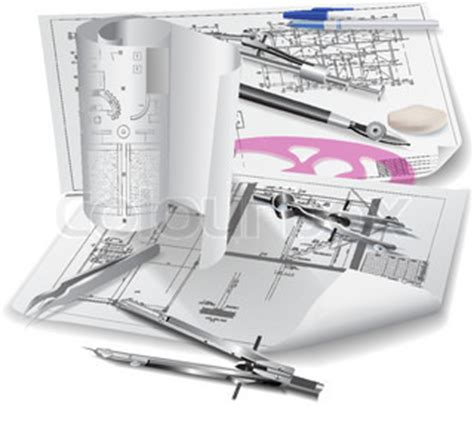 architectural drawing course tools and techniques for 2 d and 3 d representation books architectural background with drawing tools and rolls of