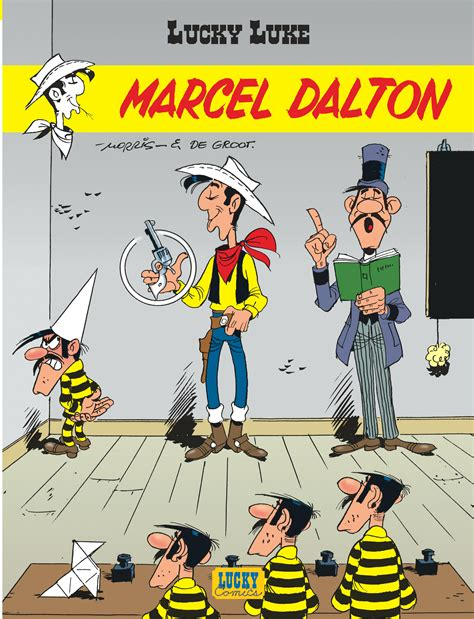Fingers Lucky Luke lucky luke tome 38 marcel dalton bd 201 ditions dargaud