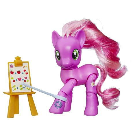 Pony With Figure new poseable brushables listed on mlp merch