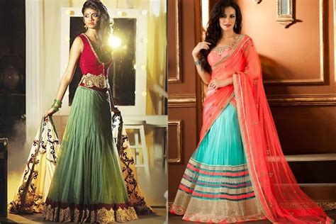 Trendy Lehenga Style Saree For Your Big Day