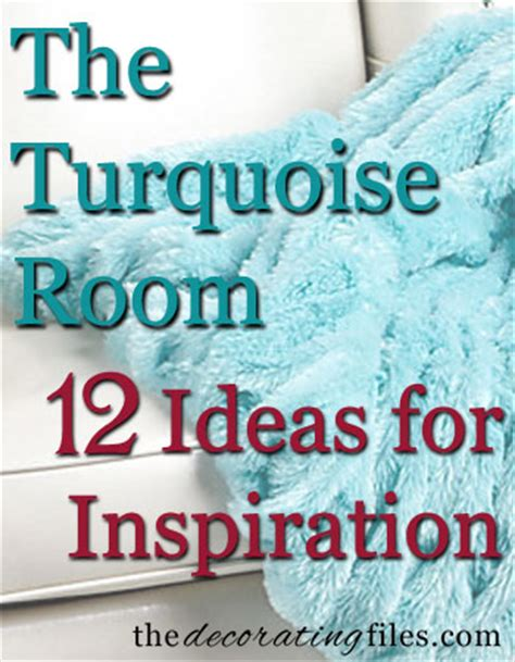 turquoise color bedroom ideas turquoise room 12 ideas for inspiration